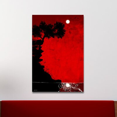 The Ledge Graphic Art on Wrapped Canvas The Ledge 1