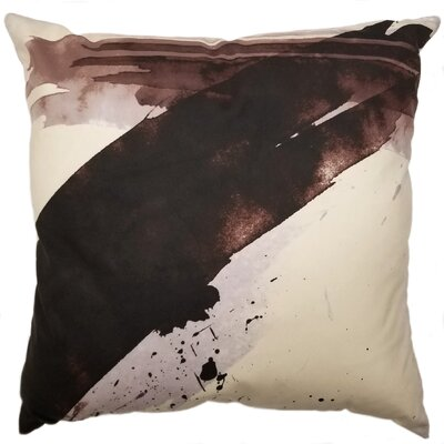 Washing Wind Throw Pillow