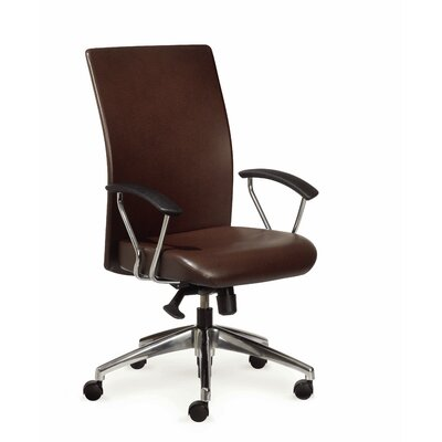 Rete High-Back Chair with Arms Product Image 5839
