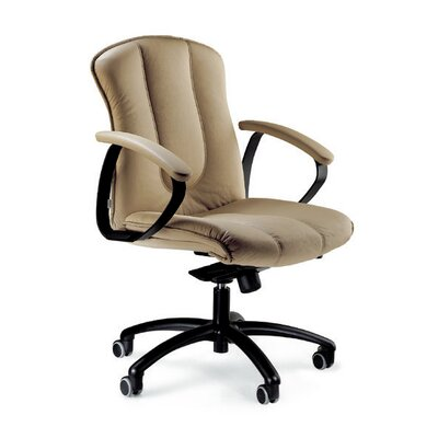 Affordable Leather Executive Chair Product Photo