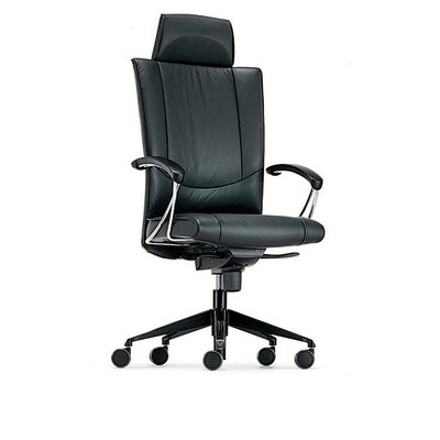 Torsion Leather Executive Chair Product Picture 1612