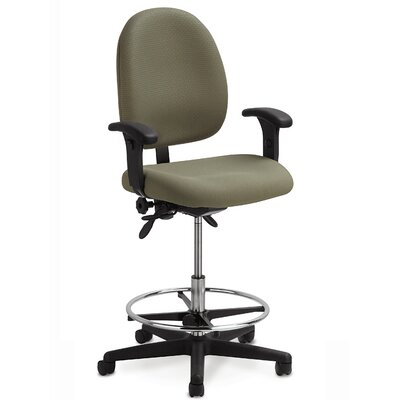 Jendra Drafting Chair Product Picture 3438