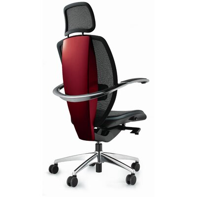 Xten High-Back Mesh Executive Chair Product Image 4666