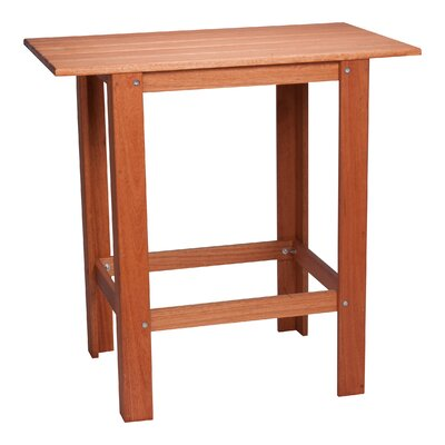 Red Grandis Pub Table