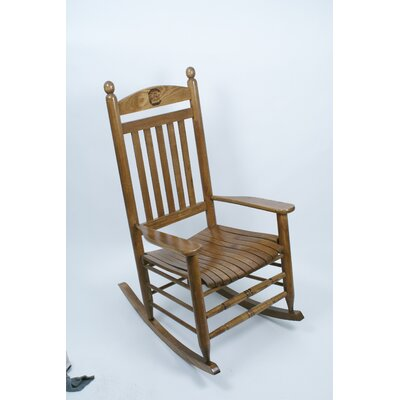 Collegiate Rocking Chair NCAA Team: University of South Carolina