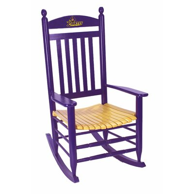 Collegiate Rocking Chair NCAA Team: East Carolina University image