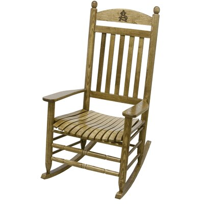 Collegiate Rocking Chair NCAA Team: Arizona State University image
