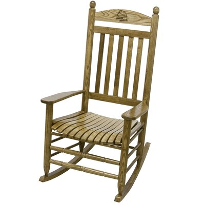 Collegiate Rocking Chair NCAA Team: Boise State University image