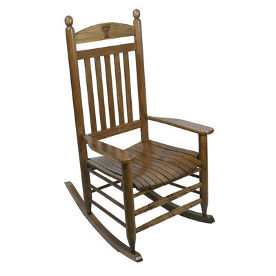 Collegiate Rocking Chair NCAA Team: Texas Tech University image