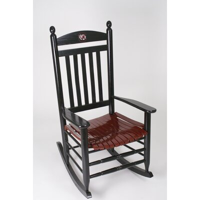 Collegiate Rocking Chair NCAA Team: University of South Carolina image