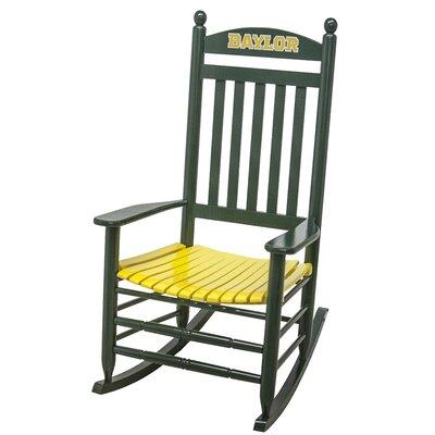 Collegiate Rocking Chair NCAA Team: Baylor University image