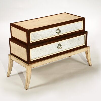 Inspirations 2 Drawer Chest
