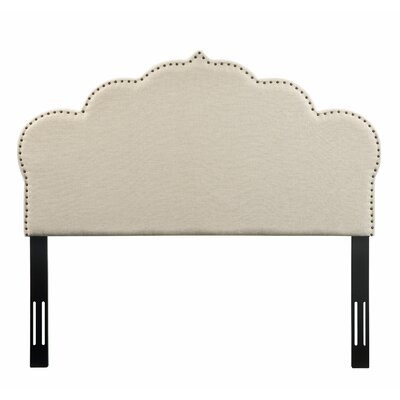 Tadley Upholstered Panel Headbaord Size: King