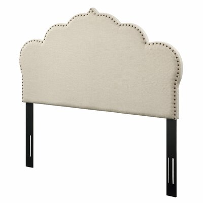 Tadley Upholstered Panel Headbaord Size: Full