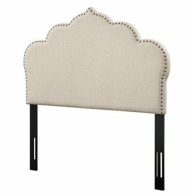 Tadley Upholstered Panel Headbaord Size: Twin