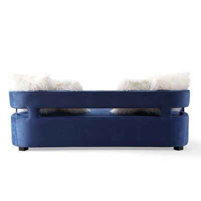 Zulma 2 Piece Velvet Sofa Set