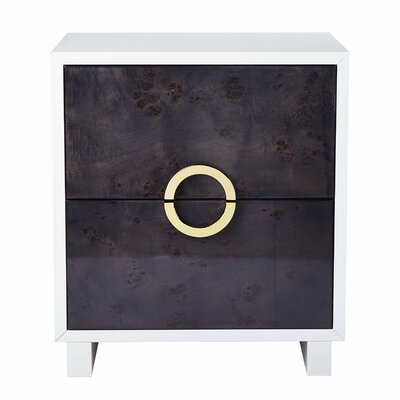 Trish Lacquer Side Table