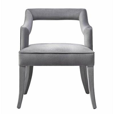 Amabilia Armchair Upholstery: Gray