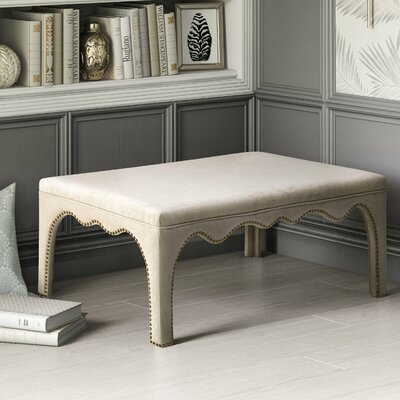 Ormond Coffee Table Color: Beige