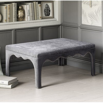 Ormond Coffee Table Color: Gray