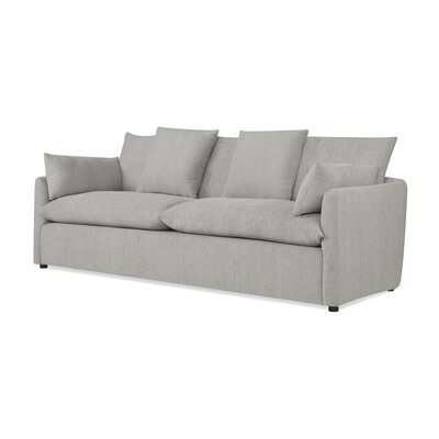 Jimi Sofa Upholstery: Light gray