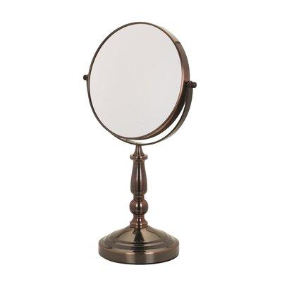 Vanity Mirror Finish: Antique Copper