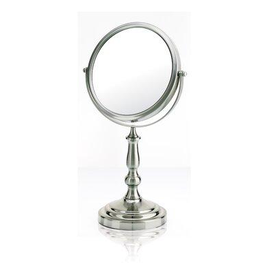 Vanity Mirror Finish: Satin Nickel