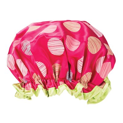 Studio Dry Fabric Shower Cap