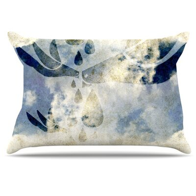 Doves Cry Pillowcase Size: Standard