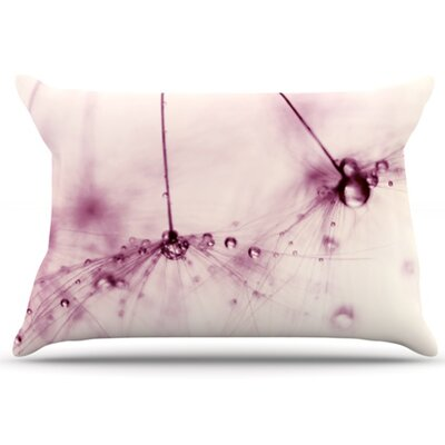 Blush Pillowcase Size: King