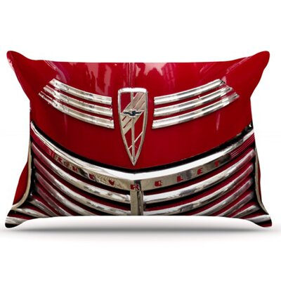 Chevy Pillowcase Size: King
