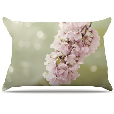 Blossom Pillowcase Size: Standard