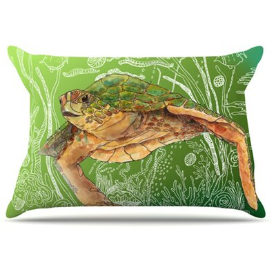 Shelley Pillowcase Size: Standard