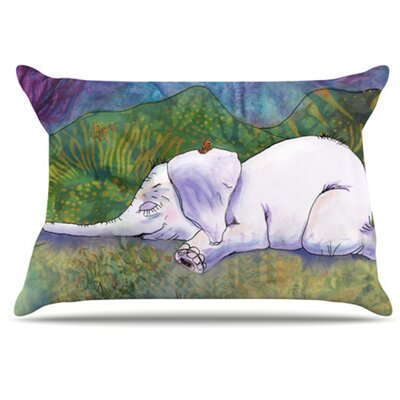 Ernies Dream Pillowcase Size: King