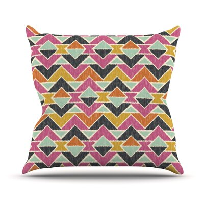 Sequoyah Arrows Throw Pillow Size: 20 H x 20 W x 1 D