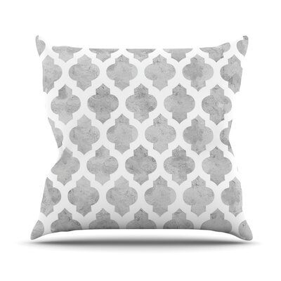 Moroccan by Amanda Lane Throw Pillow Size: 18 H x 18 W x 1 D
