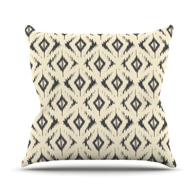 Moonrise Diaikat by Amanda Lane Throw Pillow Size: 20 H x 20 W x 1 D