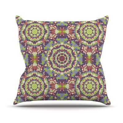 Lace by Allison Soupcoff Throw Pillow Size: 16 H x 16 W x 1 D