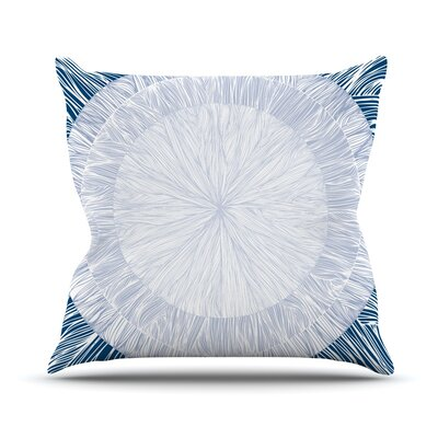Pulp by Anchobee Throw Pillow Size: 20 H x 20 W x 1 D