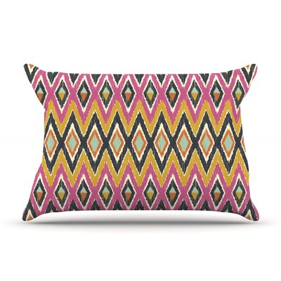 Amanda Lane Sequoyah Tribals Pillow Case
