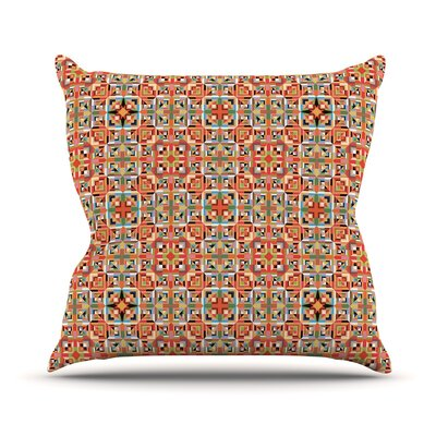 Henson by Allison Soupcoff Throw Pillow Size: 26 H x 26 W x 1 D