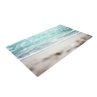 Beth Engel Serenity Blue/Gray Area Rug Rug Size: 2 x 3