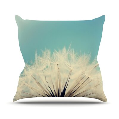 Shes a Firecracker by Beth Engel Throw Pillow Size: 18 H x 18 W x 1 D