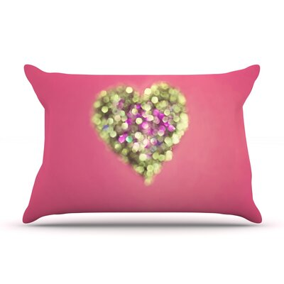 Beth Engel Make Your Love Sparkle Pillow Case