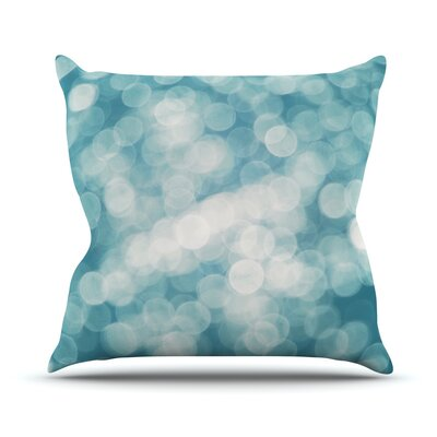 Snow Princess Outdoor Throw Pillow Size: 26 H x 26 W x 4 D