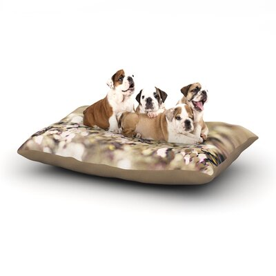 Beth Engel Pirates Treasure Dog Pillow with Fleece Cozy Top Size: Large (50 W x 40 D x 8 H)
