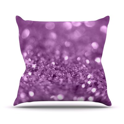 Radiance by Beth Engel Throw Pillow Size: 26 H x 26 W x 1 D