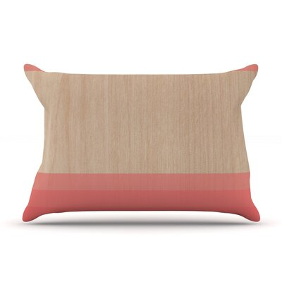 Brittany Guarino Art Wood Pillow Case