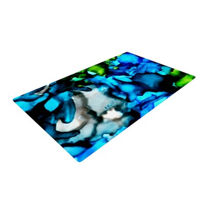 Claire Day Chesapeake Bay Blue Area Rug Rug Size: 2 x 3
