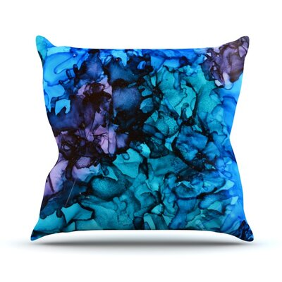 Lucid Dream Outdoor Throw Pillow Size: 16 H x 16 W x 3 D